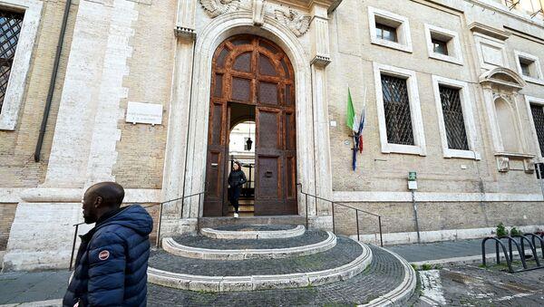 Una scuola a Roma, Italia - Sputnik Italia