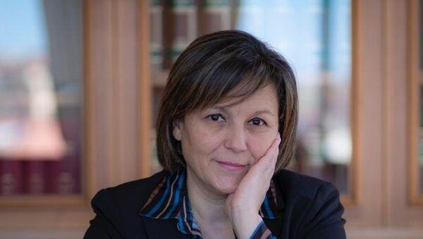 Piera Aiello, la prima donna testimone di giustizia italiana, candidata alla Camera dei Deputati, nel Collegio uninominale di Marsala con il M5S - Sputnik Italia