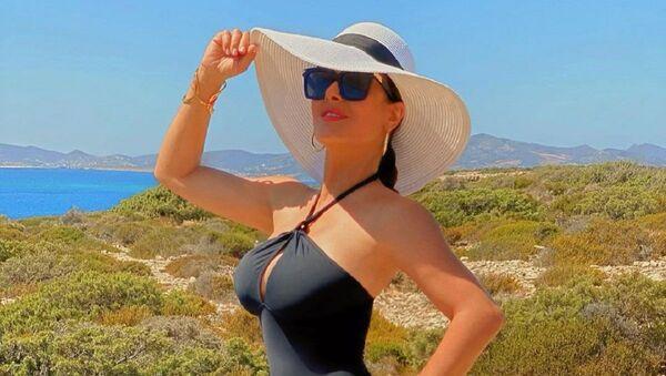 L'attrice messicana Salma Hayek - Sputnik Italia