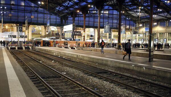 Gare de Lyon - foto d'archivio - Sputnik Italia