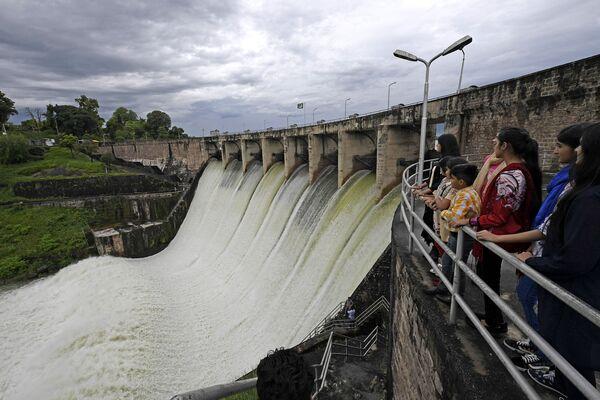 La diga di Rawal a Islamabad, Pakistan il 31 agosto 2020 - Sputnik Italia