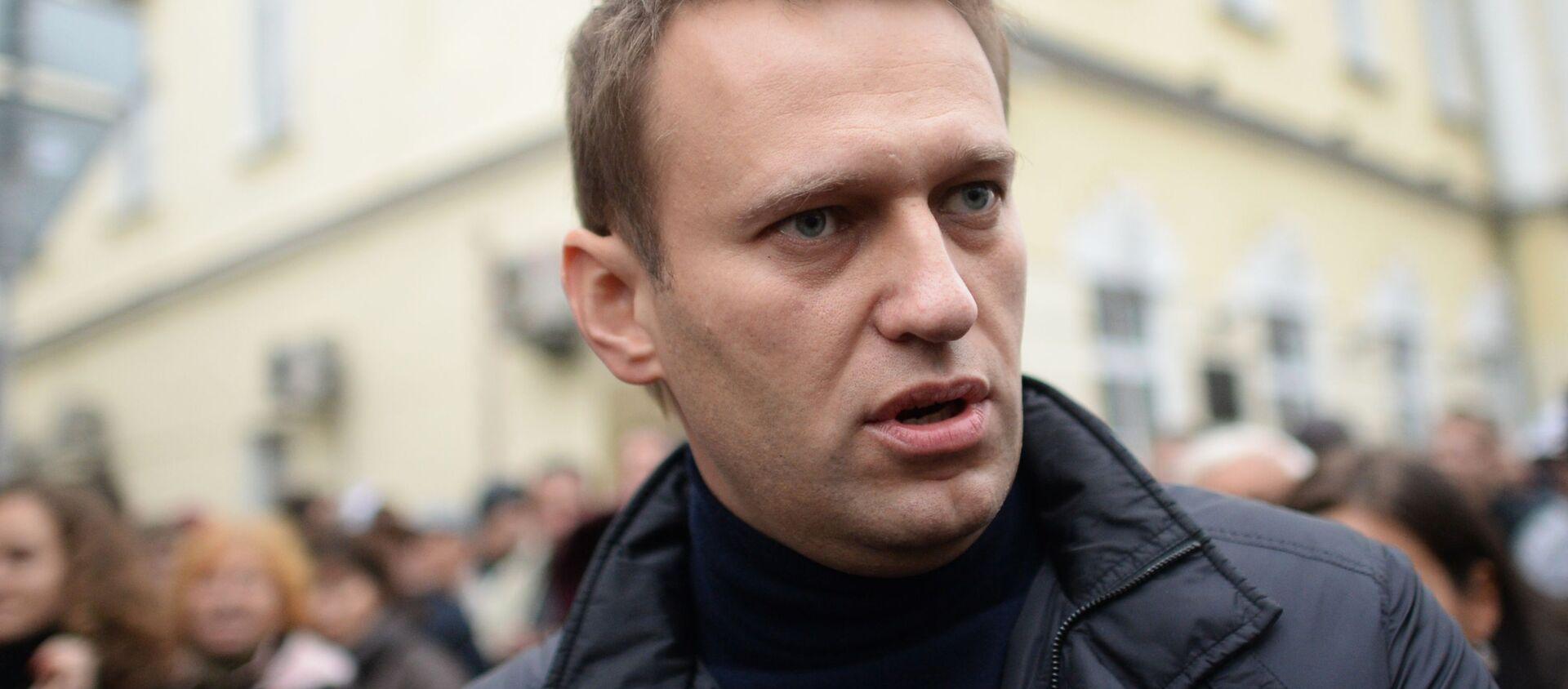 Alexey Navalny - Sputnik Italia, 1920, 21.12.2020