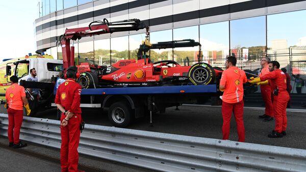 Formula 1 Ferrari - Sputnik Italia