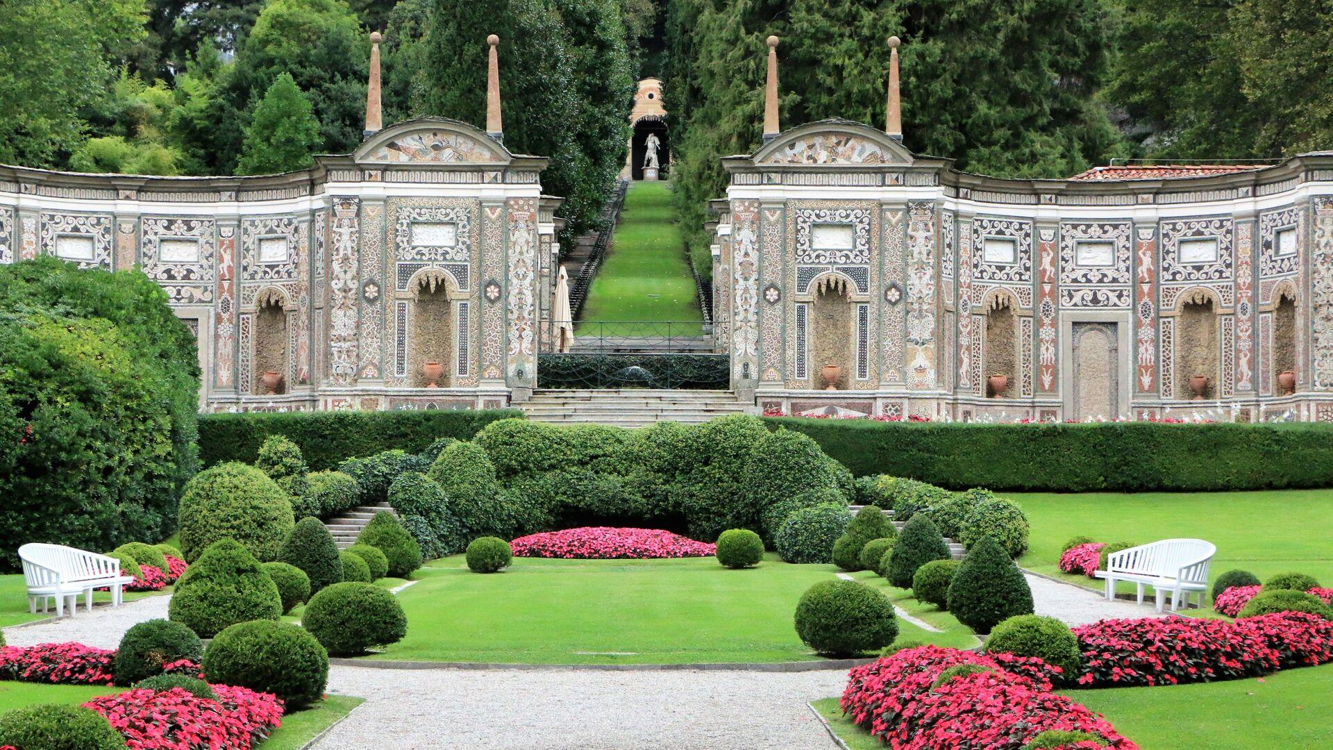 Villa D'Este, Cernobbio - Sputnik Italia, 1920, 06.09.2021