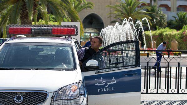 Polizia tunisina - Sputnik Italia