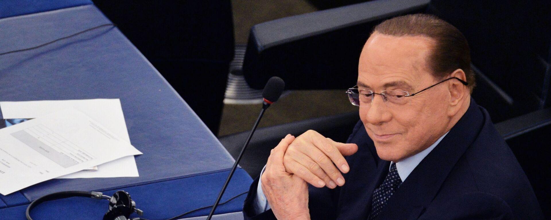 Silvio Berlusconi - Sputnik Italia, 1920, 09.02.2021