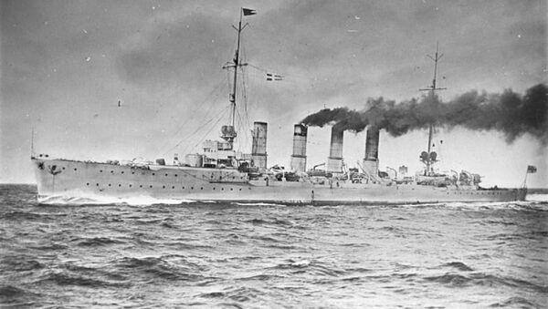 German light cruiser Karlsruhe - Sputnik Italia