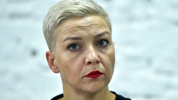 Maria Kolesnikova, figura dell'opposizione bielorussa - Sputnik Italia