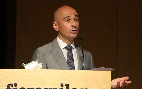 Alessandro Barberis Canonico, Presidente Milano Unica - Sputnik Italia