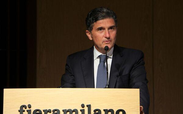 Enrico Pazzali. Presidente di Fondazione Fiera Milano - Sputnik Italia
