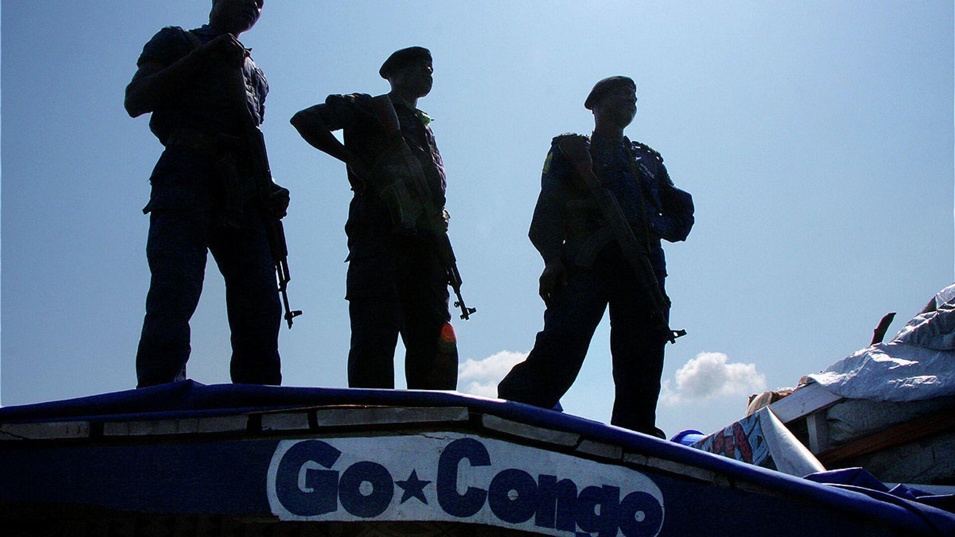 Polizia della Repubblica Democratica del Congo  - Sputnik Italia, 1920, 22.02.2021