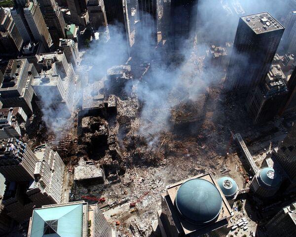 Sono passati 19 anni dall'attentato, ma le Torri Gemelle di New York che crollano -l'immagine simbolo dell'11 settembre- restano indelebile nei nostri occhi. - Sputnik Italia