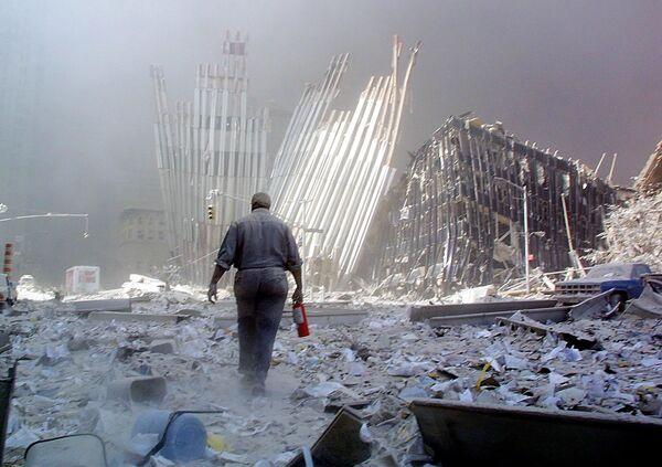 L'attacco terroristico agli Usa è un evento che è entrato nella memoria collettiva dell'intera umanità - Sputnik Italia