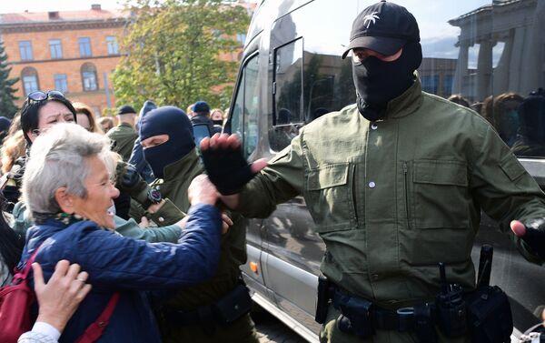 Marcia Amica per amica a Minsk - Sputnik Italia