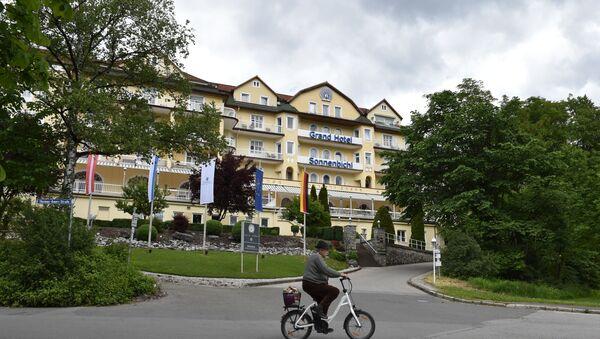 Garmisch-Partenkirchen, Baviera - Sputnik Italia