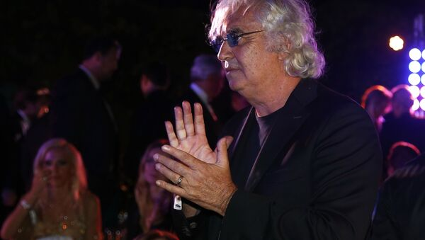 Flavio Briatore - Sputnik Italia