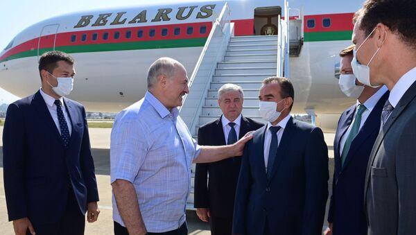 Lukashenko arrivato a Sochi per colloqui con Putin - Sputnik Italia