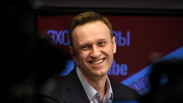 Alexey Navalny - Sputnik Italia