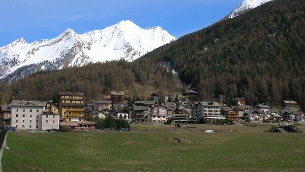 Panorama Cogne, Valle d'Aosta, Italia - Sputnik Italia