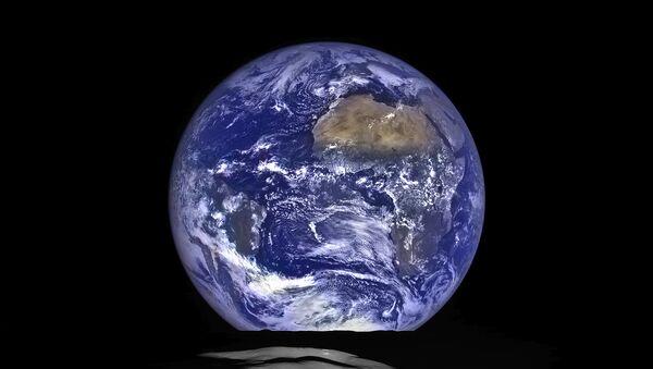 Una veduta dell'emisfero australe dal satellite - Sputnik Italia