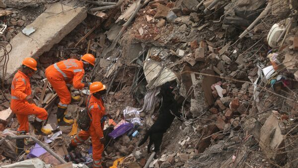 National Disaster Response Force (NDRF)  - Sputnik Italia