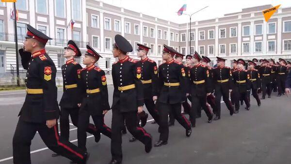 Russia, il nuovo complesso di edifici della Scuola Militare Suvorov a Tver - Sputnik Italia