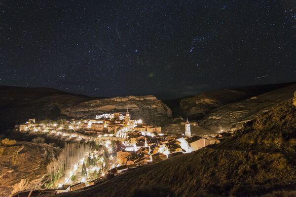 Albarracín, comune spagnolo di 1.097 abitanti situato nella comunità autonoma dell'Aragona - Sputnik Italia