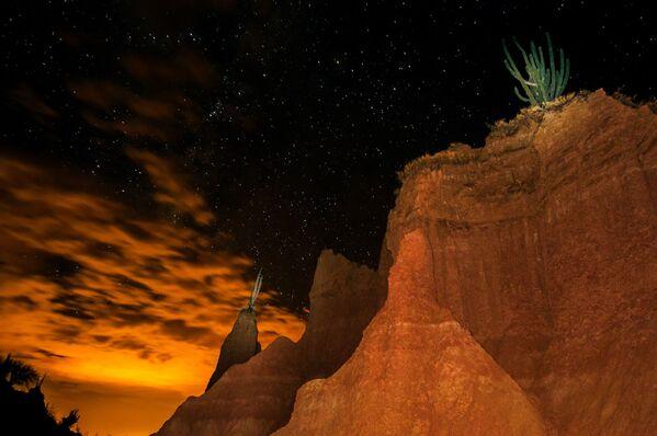 Il deserto del Tatacoa è collocato nel dipartimento colombiano di Huila, circa 38 km dalla città di Neiva, in Colombia - Sputnik Italia