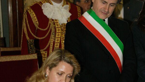 Fascia tricolore del sindaco - Sputnik Italia