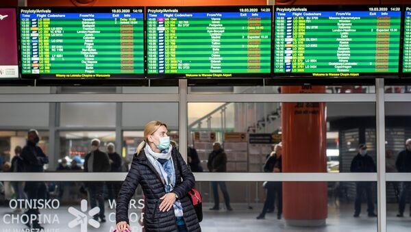 Aeroporto di Varsavia - Sputnik Italia