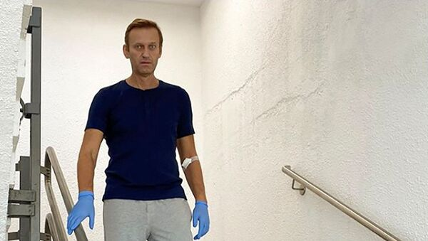 Alexei Navalny - Sputnik Italia