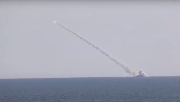 "Caucaso-2020: sottomarino Kolpino lancia missili ""Kalibr - Sputnik Italia"