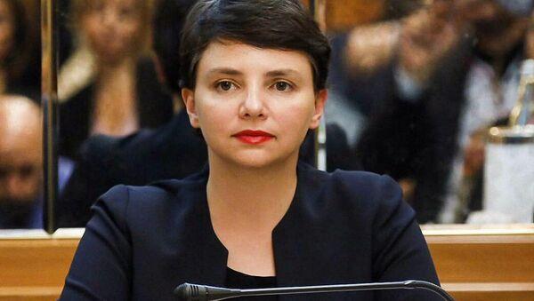 Maria Edera Spadoni - Sputnik Italia