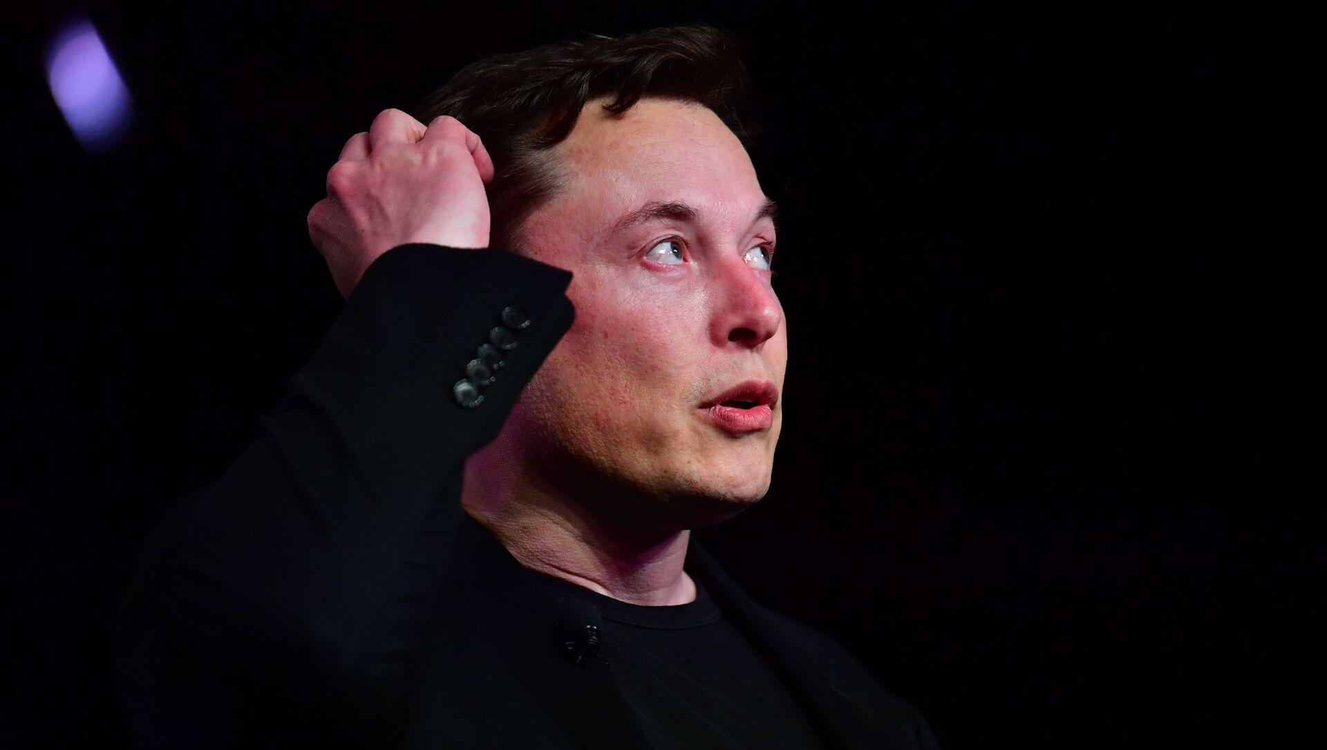 Elon Musk - Sputnik Italia, 1920, 13.05.2021