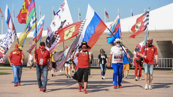 Formula 1, GP di Russia a Sochi - Sputnik Italia