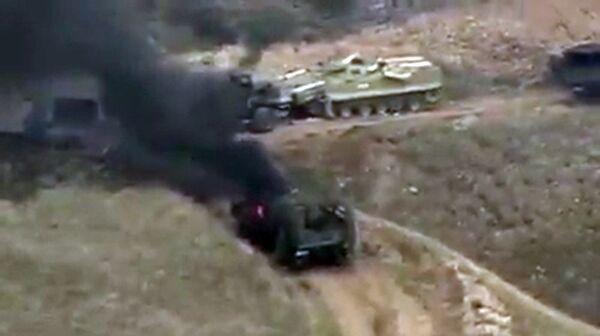 Operazioni militari in Nagorno Karabakh - Sputnik Italia