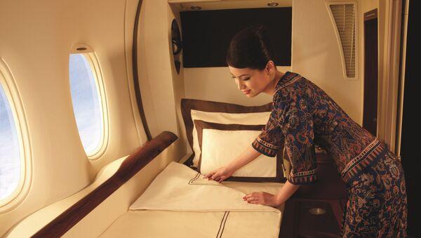 Singapore Airlines - Sputnik Italia