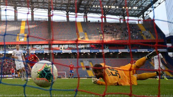 Un incontro del campionato di calcio russo - Sputnik Italia