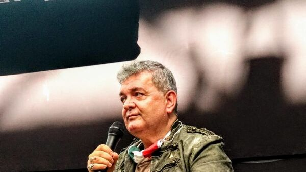 Il vicepresidente della Regione Calabria Nino Spirlì - Sputnik Italia