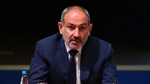 Armenian Prime Minister Nikol Pashinyan (File) - Sputnik Italia