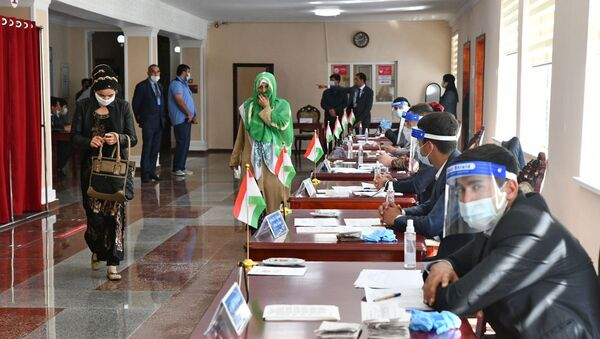 Elezioni in Tagikistan - Sputnik Italia