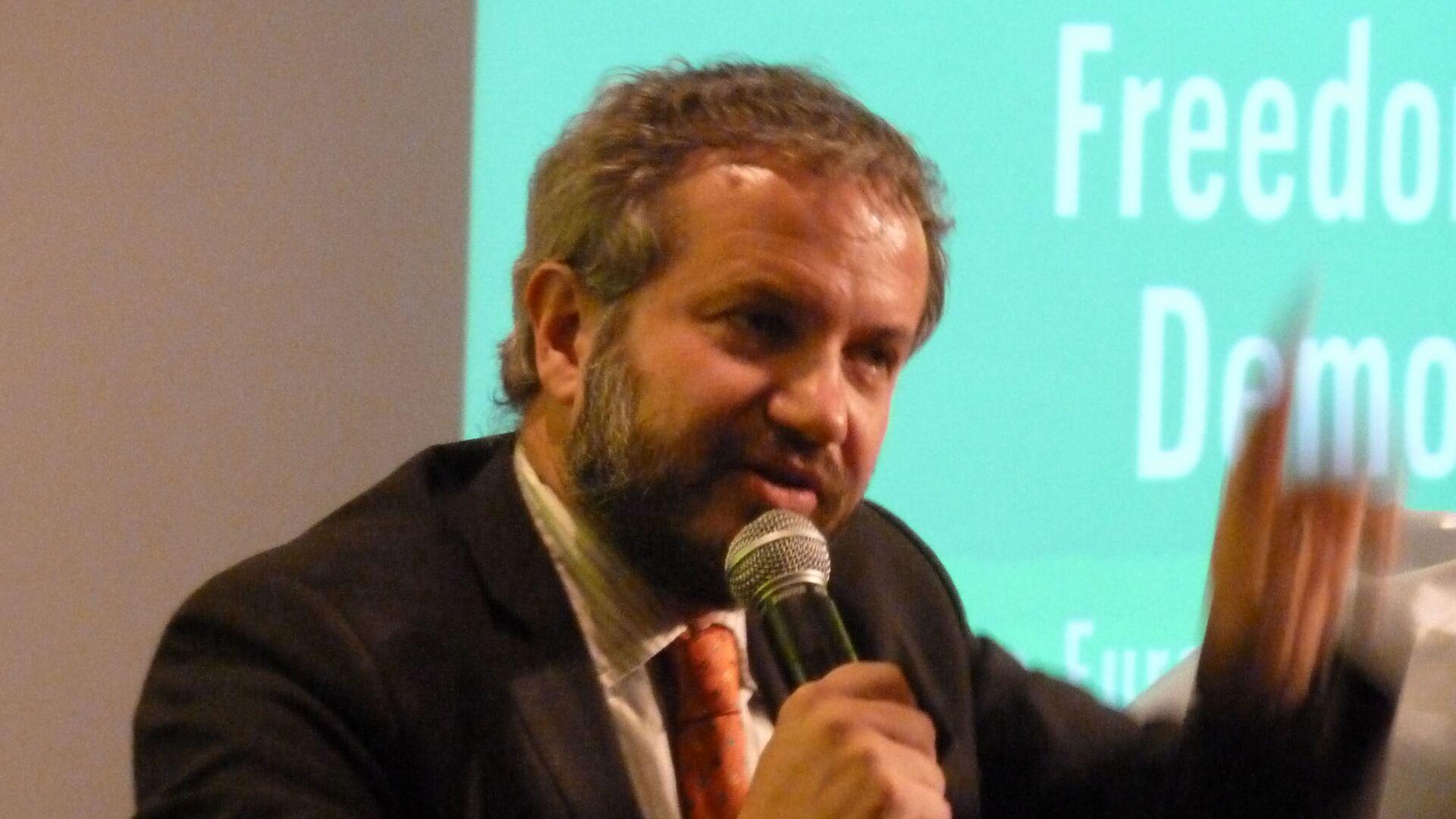 Claudio Borghi, noto anche come Claudio Borghi Aquilini, è un politico italiano, deputato per la Lega dal 2018 - Sputnik Italia, 1920, 29.07.2021