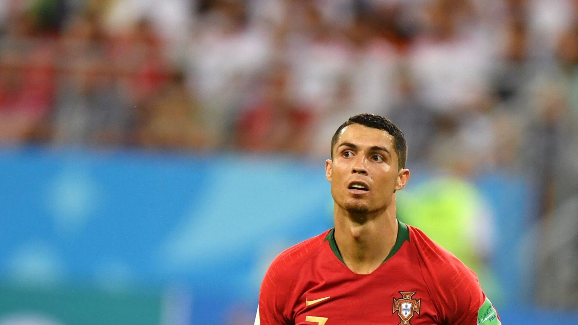 Ronaldo - Sputnik Italia, 1920, 27.08.2021