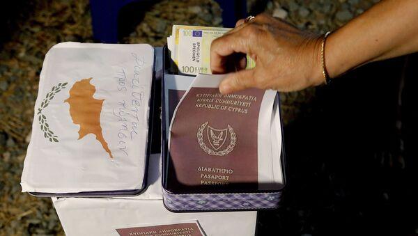 Passaporto cipriota - Sputnik Italia