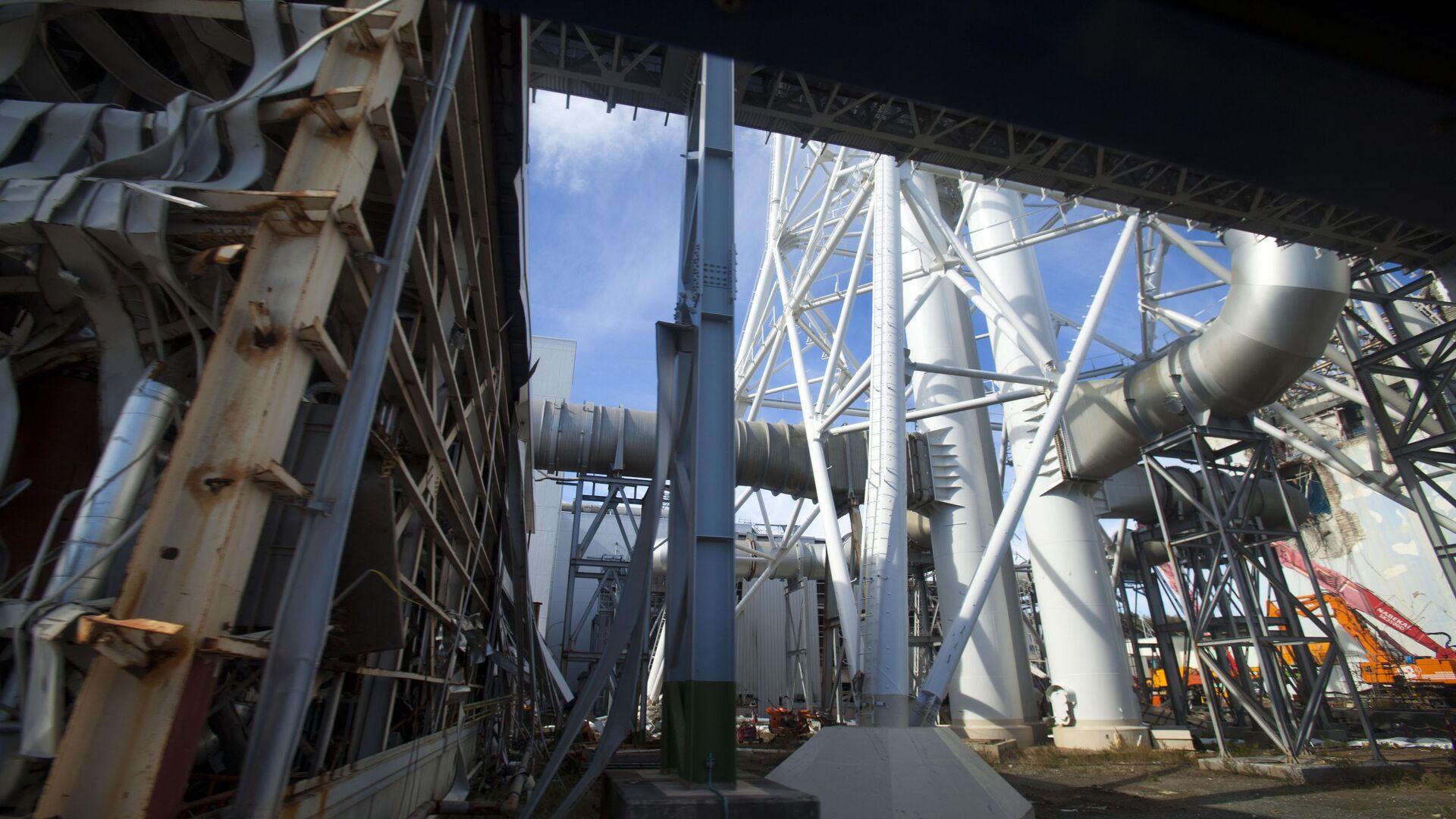 La centrale nucleare Fukushima - Sputnik Italia, 1920, 13.02.2021