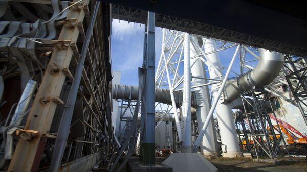La centrale nucleare Fukushima - Sputnik Italia