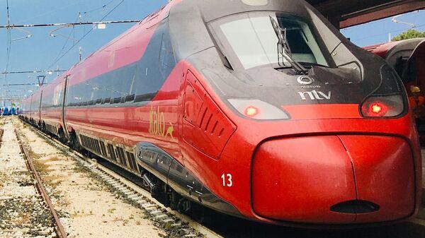 Italo treno - Sputnik Italia