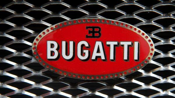 Logo Bugatti - Sputnik Italia