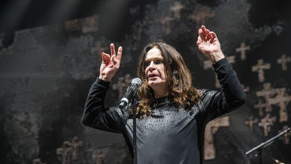 Ozzy Osbourne dei Black Sabbath all'Ozzfest 2016  - Sputnik Italia