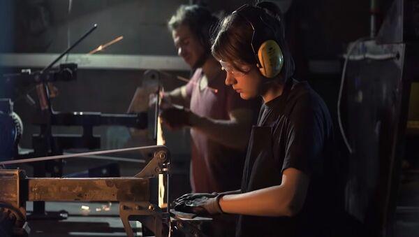 Anna German at work - Sputnik Italia